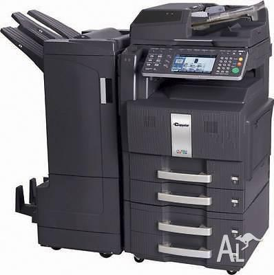 Fully Refurbished Photocopiers A4 A3 Colour - Black &