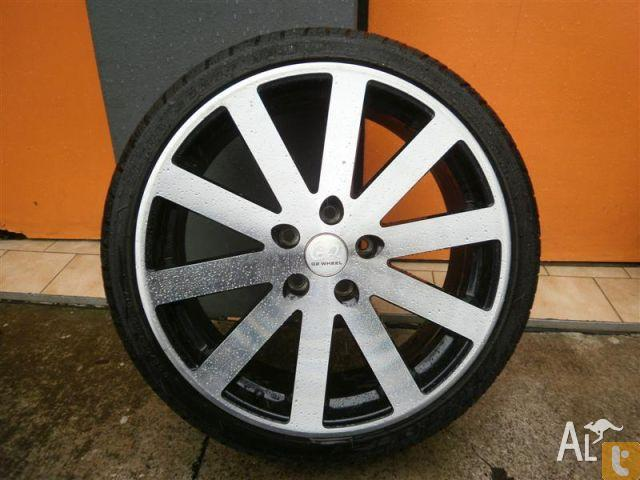 g2 179 19 inch alloy wheels for sale in carramar new south wales classified. Black Bedroom Furniture Sets. Home Design Ideas