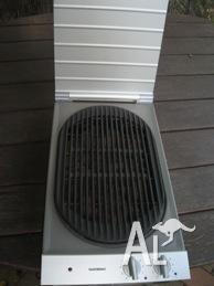 Gaggenau Electric In-Bench BBQ