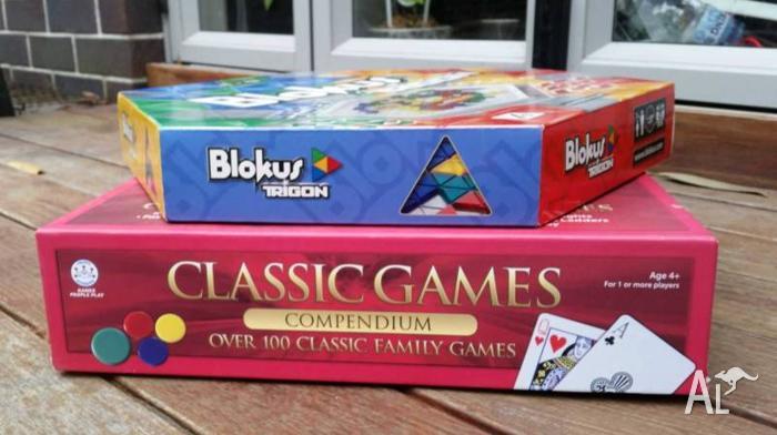 Games - Board