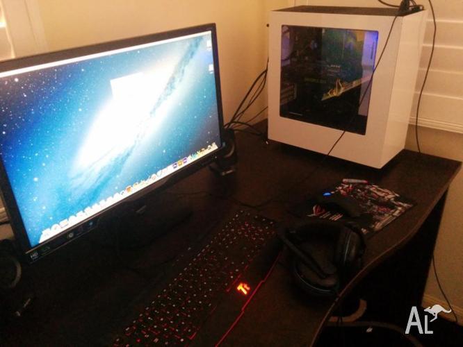 Gaming / Hackintosh *Win7 Pro*3.1ghz*8gb DDR3*250gb