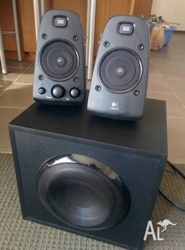 Gaming Speaker System Logitech Z623