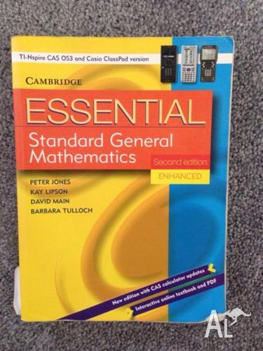 General Mathematics Second edition