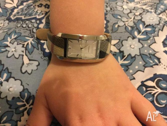 Genuine Burberry watch