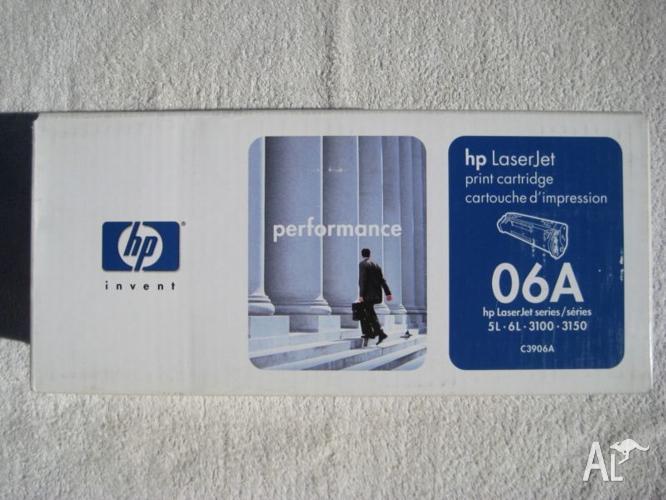 Genuine HP Toner 06A, 15A, 92A (3 for $50)