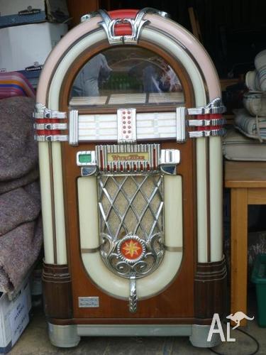 Genuine Wurlitzer Jukebox for Sale in ELDERSLIE, New South Wales