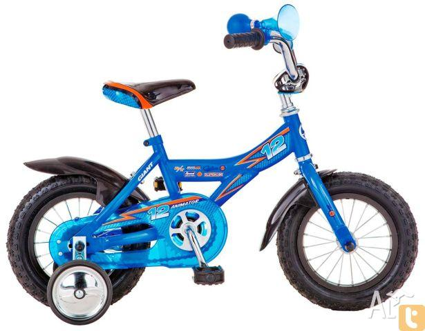Giant Animator 12 inch boys bike