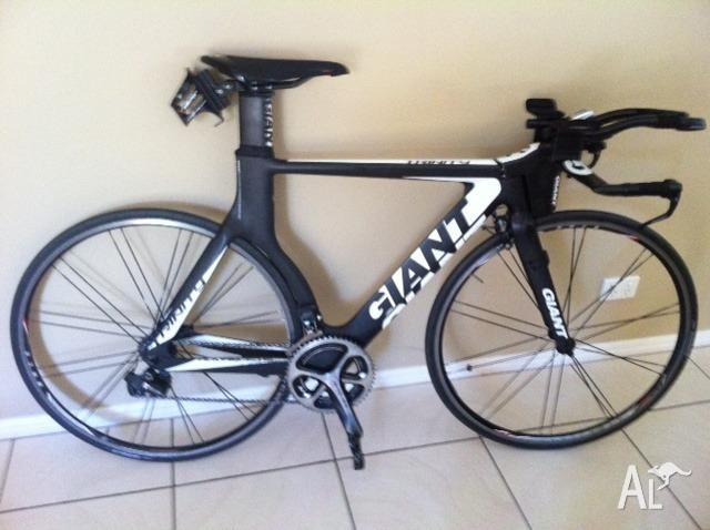 Giant Trinity Time Trial Bike for Sale in AUSTRALIA FAIR