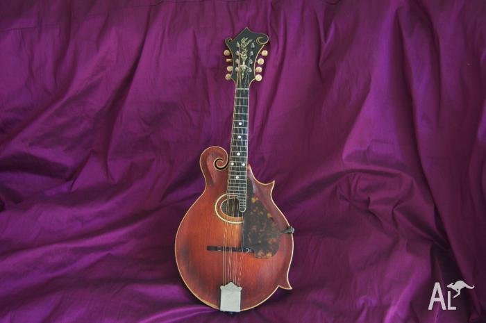 Gibson 1912 F4 Mandolin