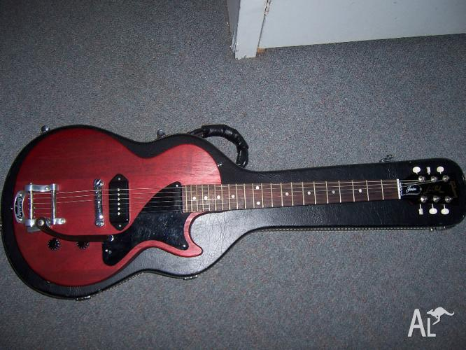Gibson Les Paul Junior With Bigsby For Sale In North Turramurra New