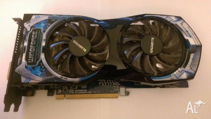 Gigabyte AMD HD 6850 1GB Graphics Card