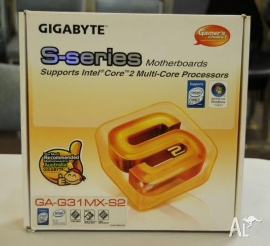 Gigabyte S-series Motherboard