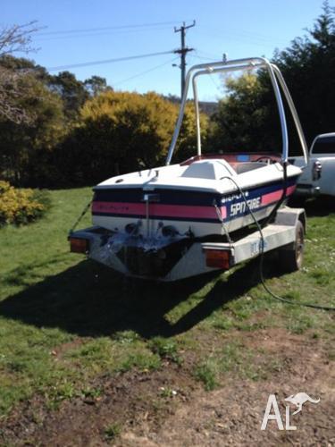 Gilflite Sierra 5 7 Litre Comp Ski Boat For Sale In