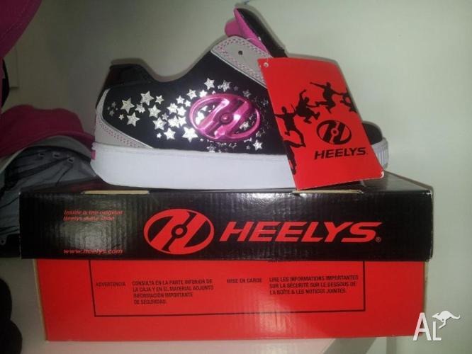 Girl's Heelys