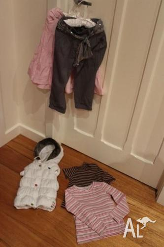 Girls Clothes - Lot 3 - Size 4