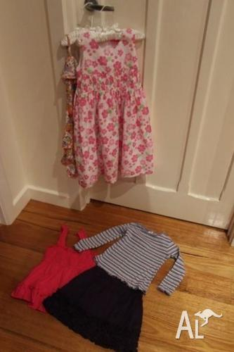 Girls Clothes - lot 6 - size 4