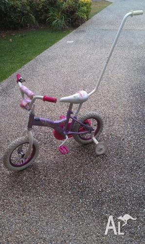 Girls Princess Bike 20 inch
