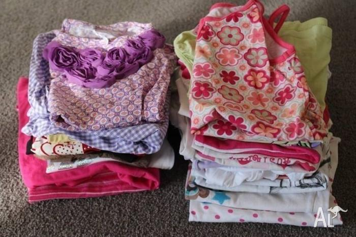 Girls Tops - Lot 7 - Size 4