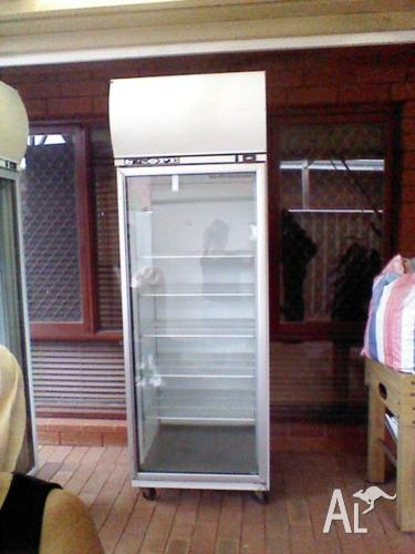 Glass Door Fridge For Sale In Ashendon Western Australia Classified