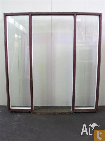 Glass Entrance Set Without Door