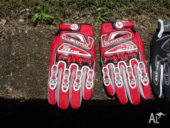 Gloves Motorbike
