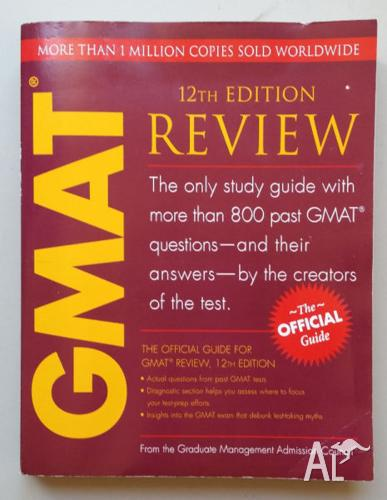 GMAT Review 12 Edition