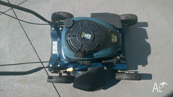 GMC lawnmower