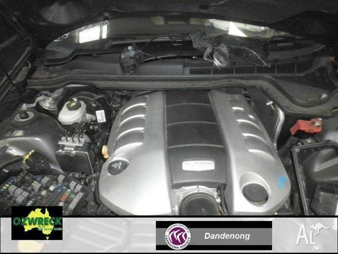 GMH COMMODORE VE - WM ENGINE 6.0L PETROL - LOW KMS 6