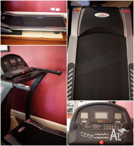 GoFit Treadmill