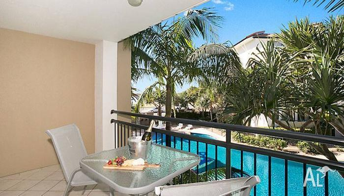 Gold Coast $549 for an Apartment five-night stay for