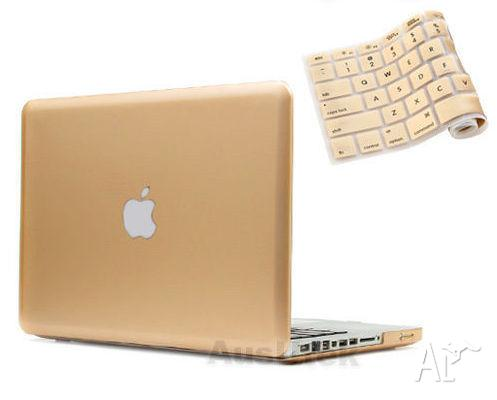 Gold cover for Macbook pro 13