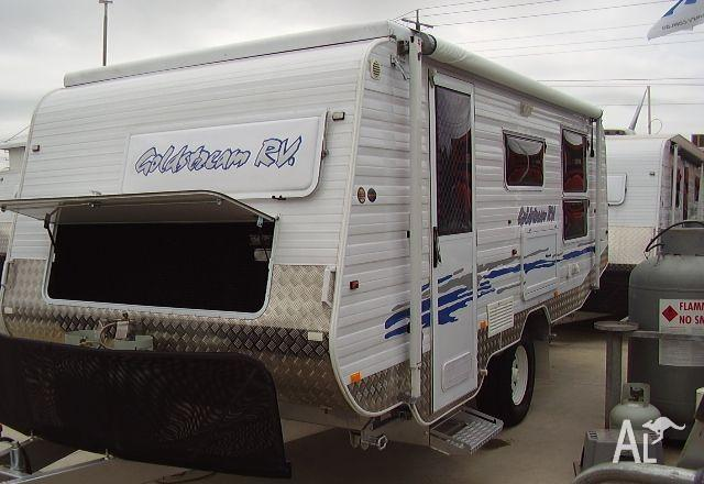 Innovative GOLDSTREAM RV 16396quot Australis FK ST Caravan For Sale In Pakenham VIC