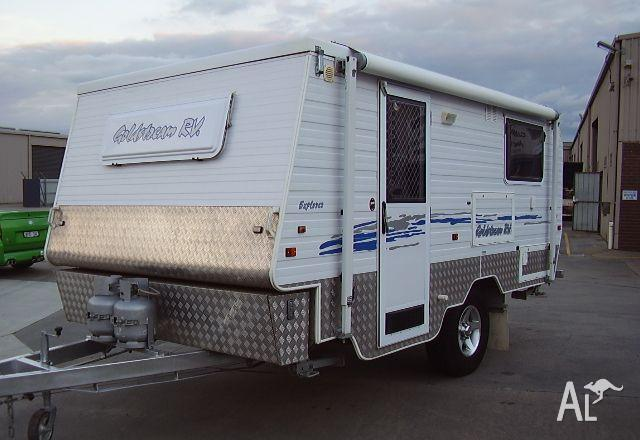 Popular Goldstream  RV DVD User Manual  This Video Clip Covers The Exterior Setup Of The Camper Our Goldstream Explorer ST Caravan &171 Off Road Caravanning In  Our Caravan Is A 14 Foot Goldstream Explorer ST Shower &amp Toilet Made In