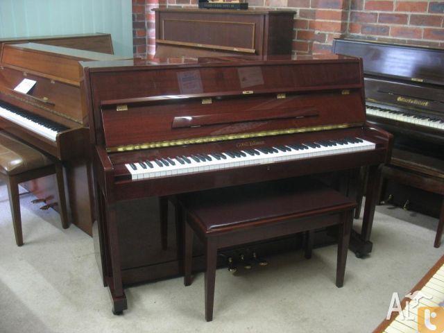 Gors & Kallmann Mahogany Polish Upright Piano for Sale in MELBOURNE