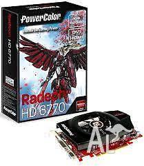 GPU Powercolor Radeon HD6770 $70