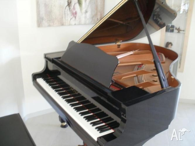 Grand piano yamaha c2 5 39 8 for sale in burra new south for Yamaha c2 piano for sale