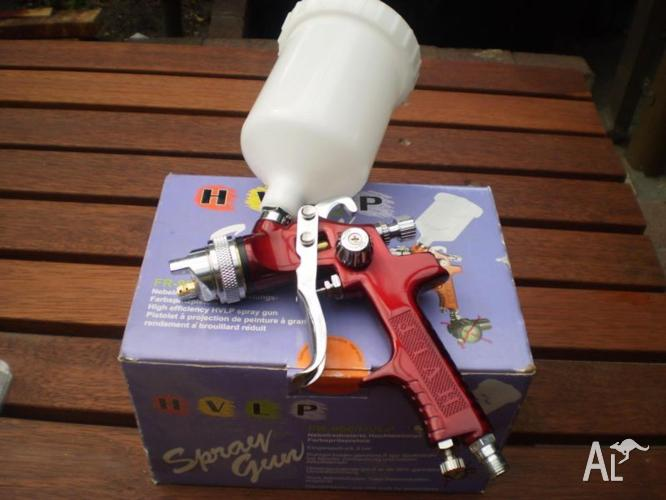 gravity fed spray gun top of the range