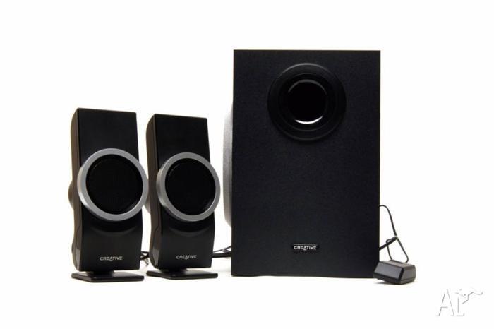 Great Creative M2600 2.1 Speakers - $25