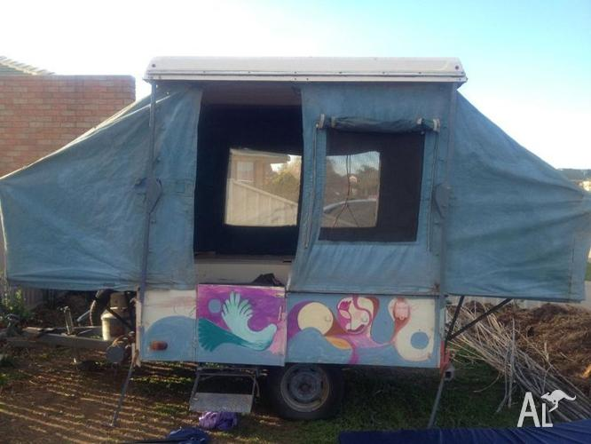 Original AMAK CAMPER TRAILER For Sale In SEAFORD Victoria Classified