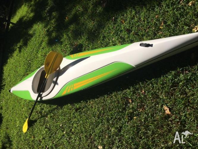 Green Explorer Canoe / Kayak