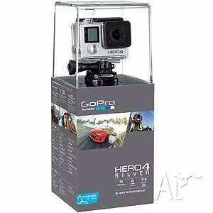 Gro Pro Hero 4 Silver edition * Sealed brand new
