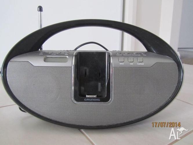 Grundig Stereo Speaker System