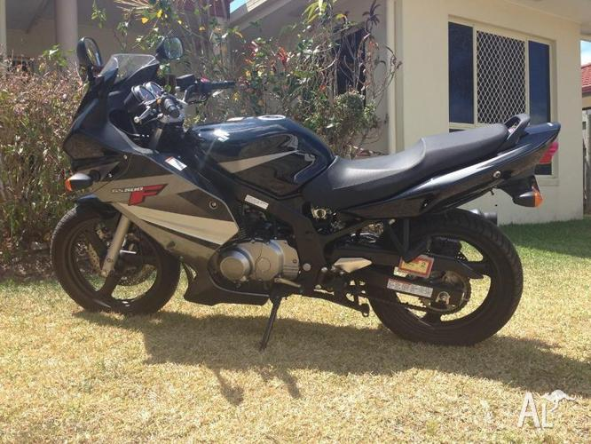 GS500F For sale Great LAMS Bike