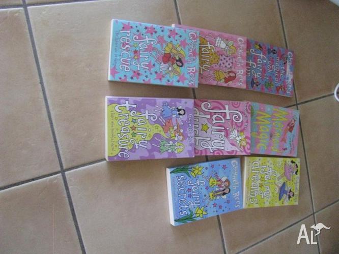 fairy treasure book 2 rees gwyneth