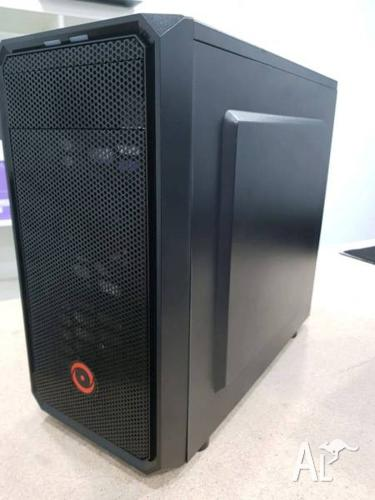 H15 Thermaltake Desktop - Intel Core i5 2500, GT 605,