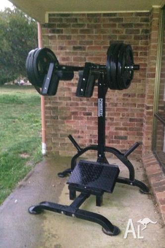 leverage squat machine for sale
