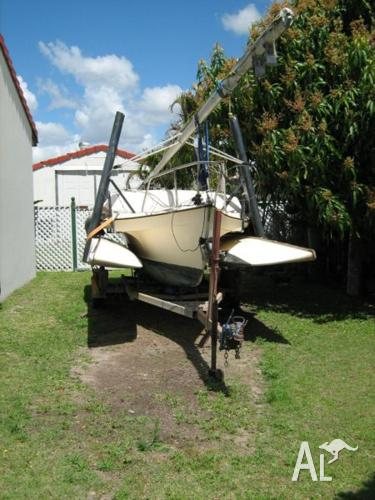 HAINES HUNTER TRAMP – IAN FARRIER DESIGN WITH TRAILER for Sale in BOORAL, Queensland Classified ...