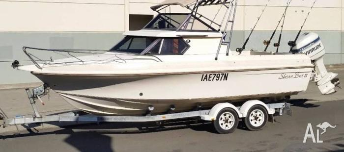 HainesHunter cabin cruiser limited edition