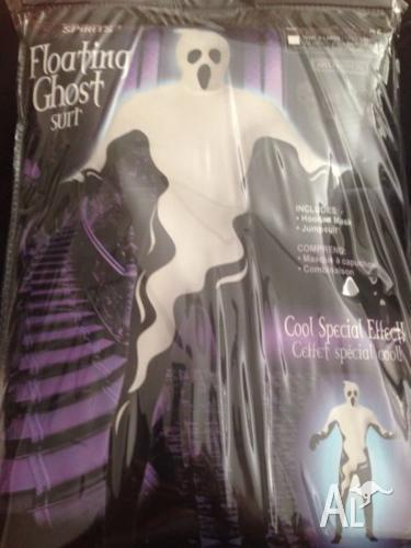 Halloween Ghost Glows Costume Quality