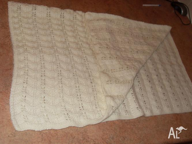 Hand Knitted Pure Wool Baby Items (Hand Knitted by me)